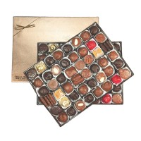 3 Pound Deluxe Assorted Chocolates