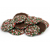 6 oz Christmas Nonpareils - 3857