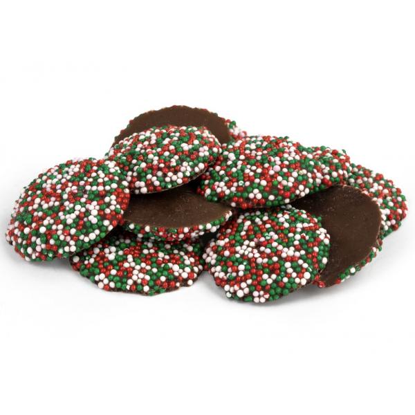 6 oz Christmas Nonpareils - 3857