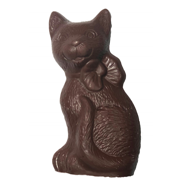 4 oz Milk Chocolate Cat - 5916
