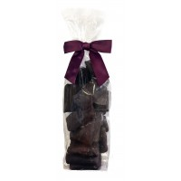5 oz Dark Honeycomb Chips in Gift Bag - 3712