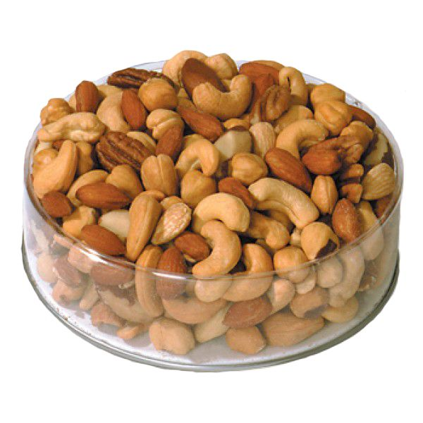 Deluxe Mixed Nuts Large Round