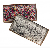 6 oz Chocolate Nonpareils
