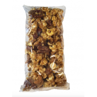 Nutty Caramel Corn