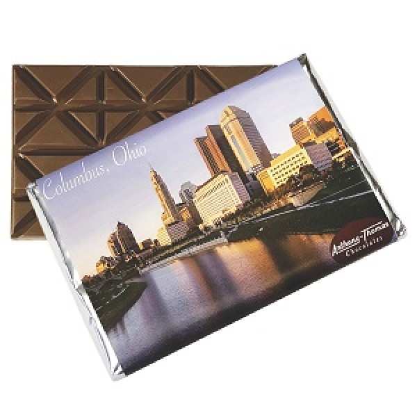 1 Pound Columbus Ohio Skyline Bar - 5254