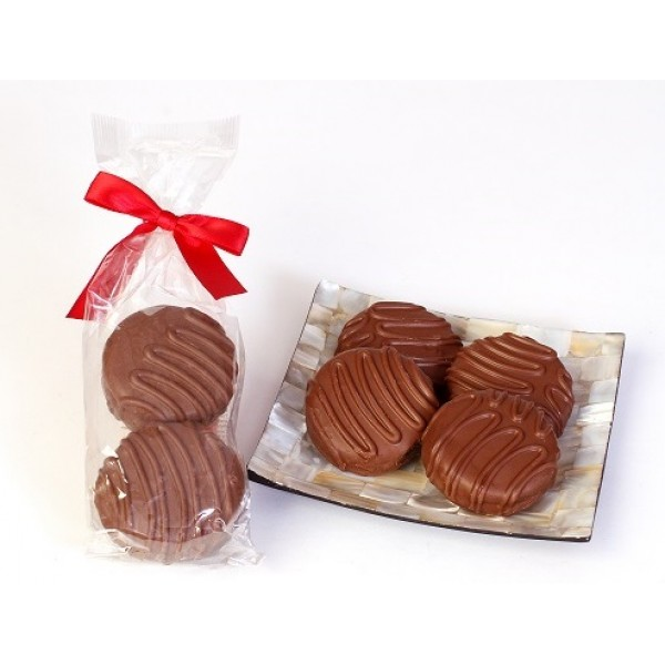 Chocolate Covered Sandwich Cookies - 3924