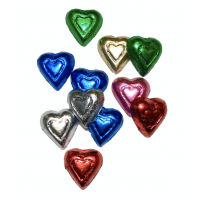 7 oz Rainbow Heart Bag - 5719