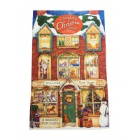 Advent Calendar - Toy Shop Scene