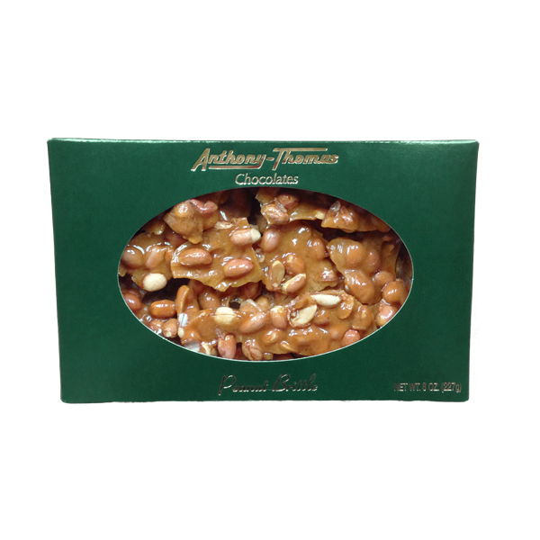 Peanut Brittle 8 oz - 4013