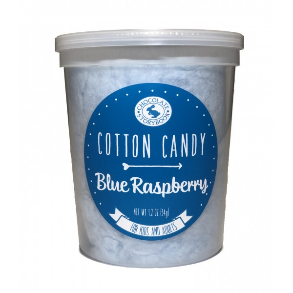 Blue Raspberry Cotton Candy - 3447