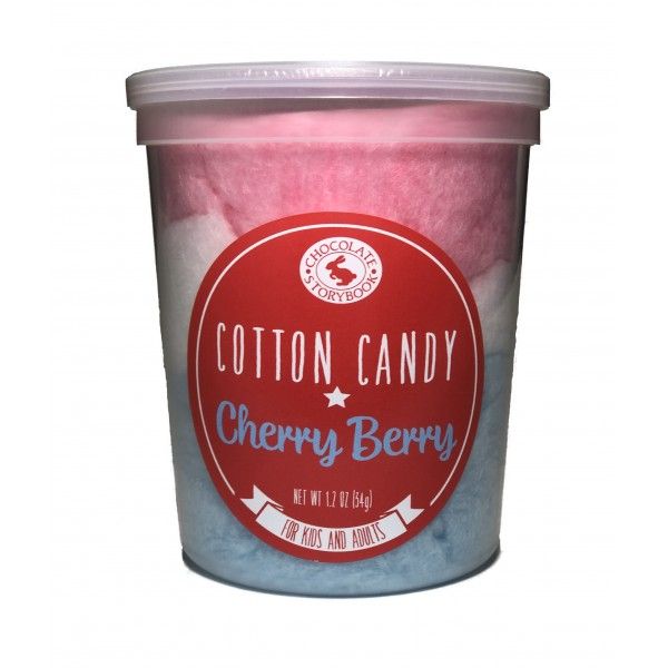 Cherry Berry Cotton Candy - 3447