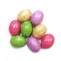 7 oz Milk Chocolate Crispy Eggs - 5349