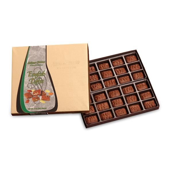 14oz. Milk Chocolate English Toffee  - 5201