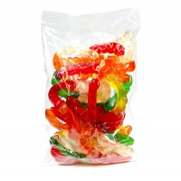 8 oz Gummi Worms - 3940