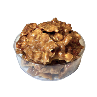 12 oz Peanut Brittle Round - 4067