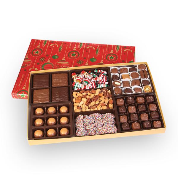 48 oz Santa's Premium Gift Box - 3502