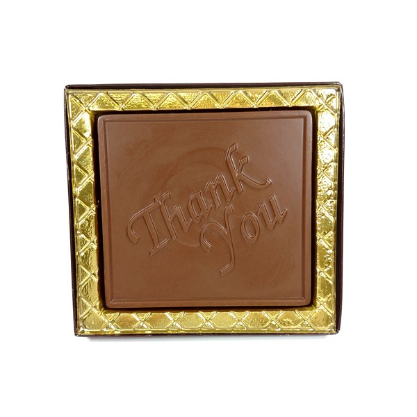 Chocolate Thank You Card - 5855