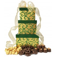 Holiday Tower of Treats - 3966