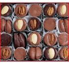 Chocolate Nut Assortment 16 oz.