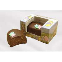 6 oz Chocolate Fudge Pecan Egg  - 5930