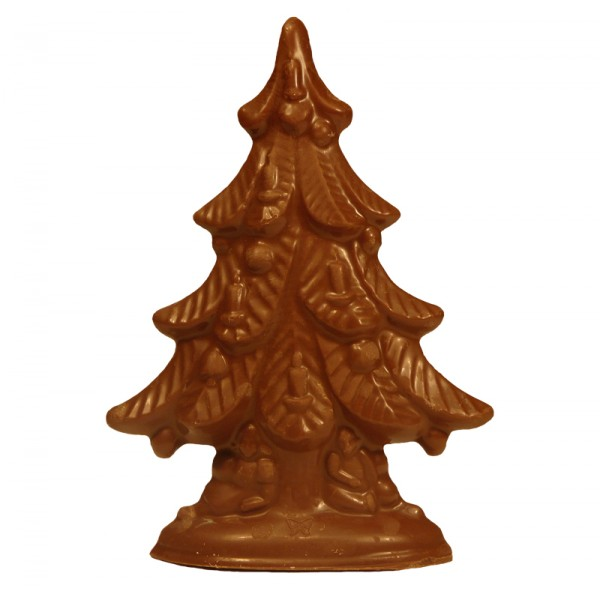 Milk Chocolate Christmas Tree - 1818