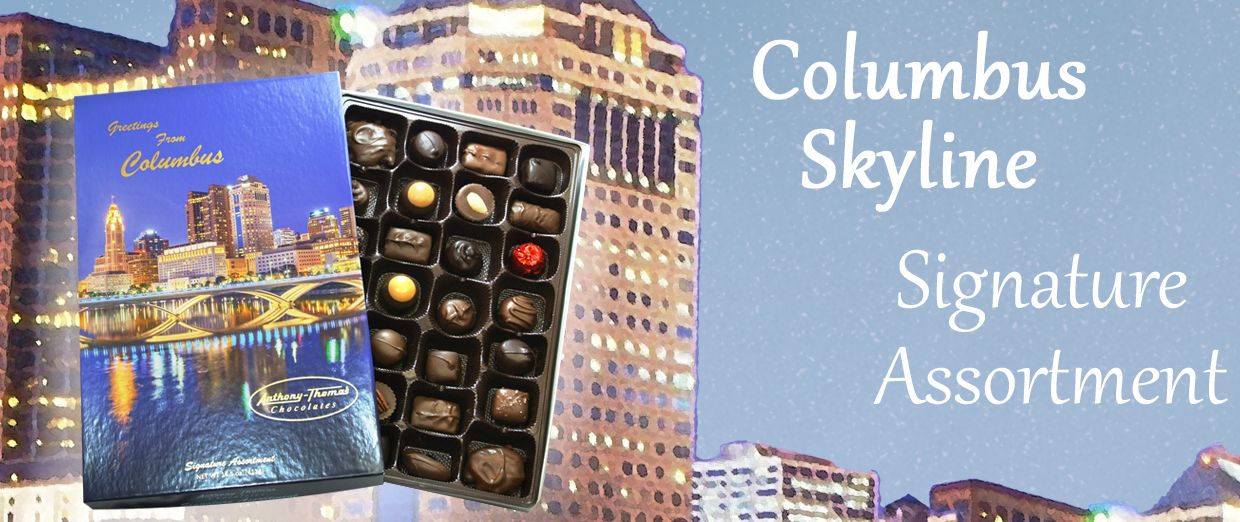 Anthony-Thomas Candy Columbus Skyline